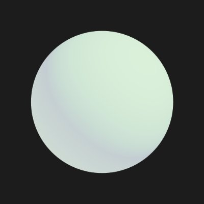 planet-like orb floating in space