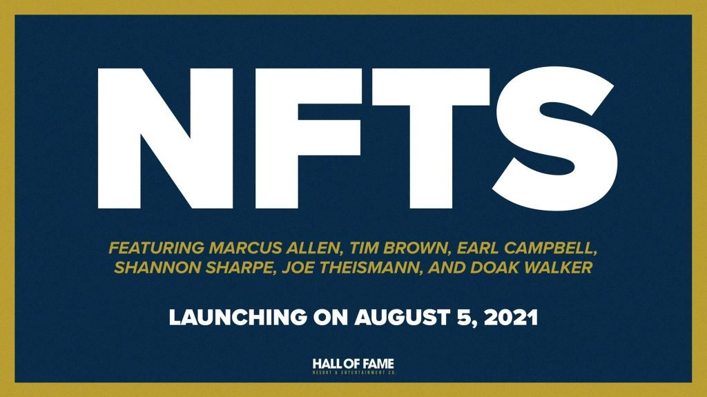 the word NFTS with further explanatory text