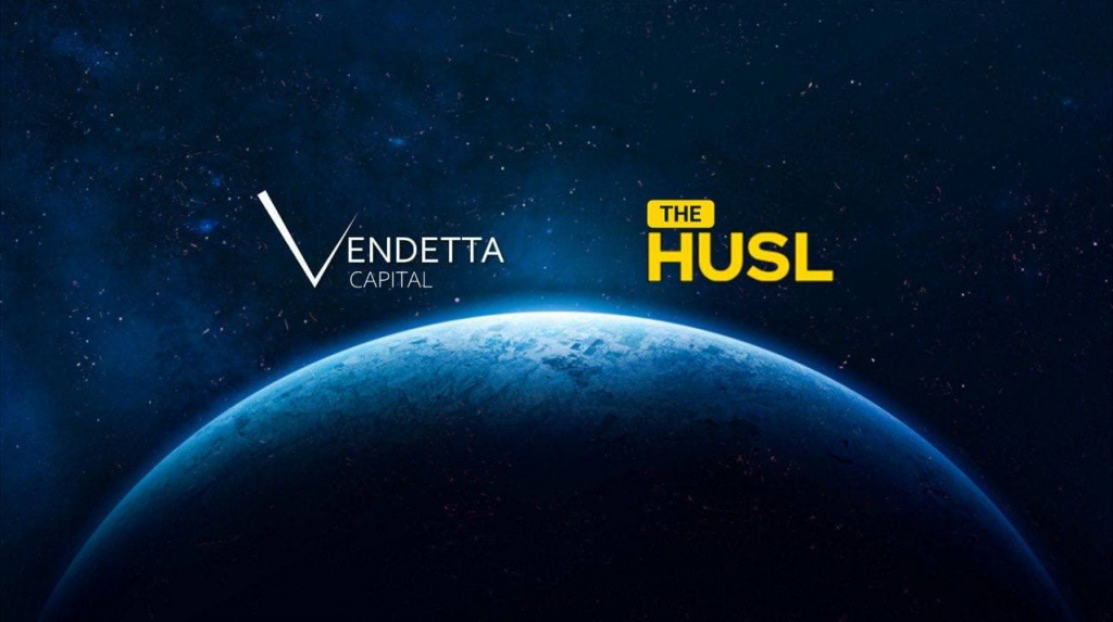 planet in outer space with words Vendetta Capital, The HUSL